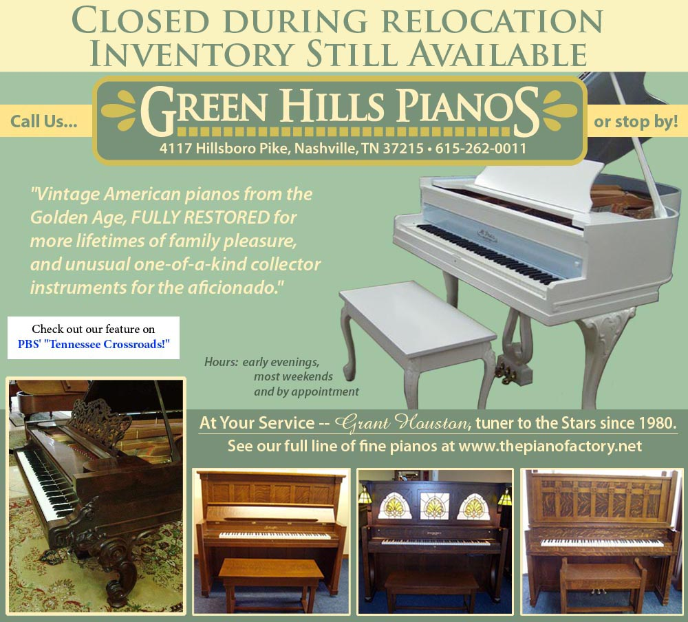 Green Hills Pianos of Nashville